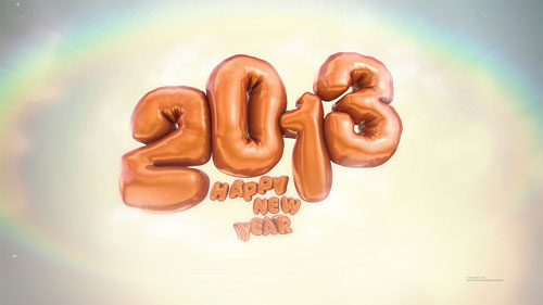New Year 2013 Wallpapers