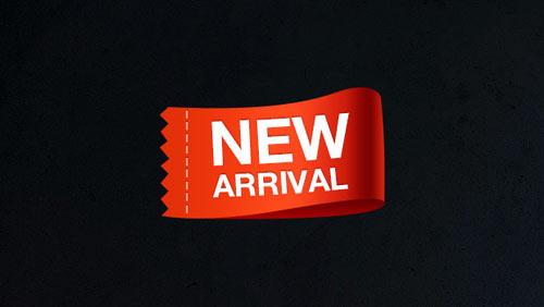 new arrival psd