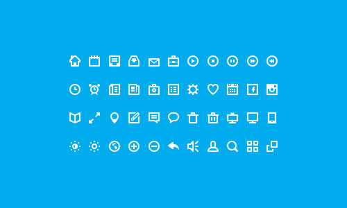 shades of free icons