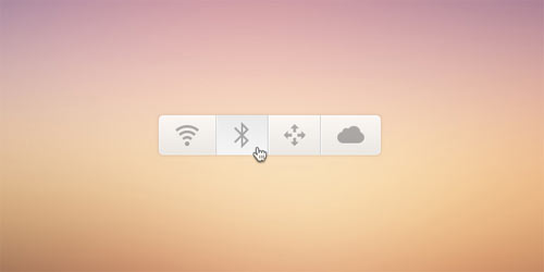 toolbar psd