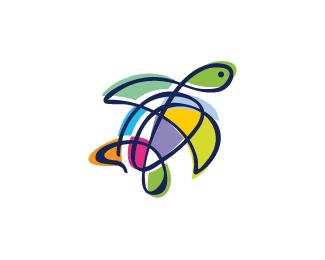 Turtle Logo Design Inspiration