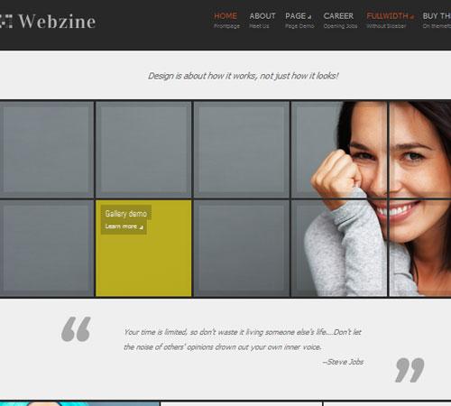 Responsive Magazine WordPress Themes