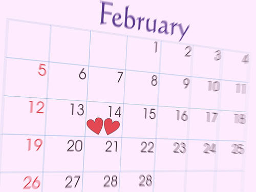 14th February Wallpaper