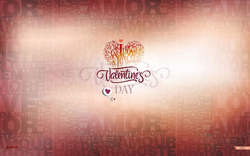 Feb 14 Valentines Day HD Wallpaper