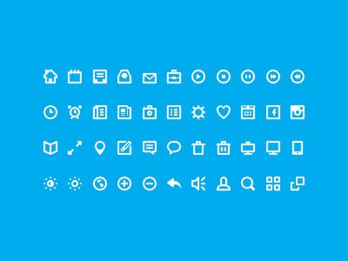 free psd icon sets 06 Huge Collection of Free PSD Files for Designers