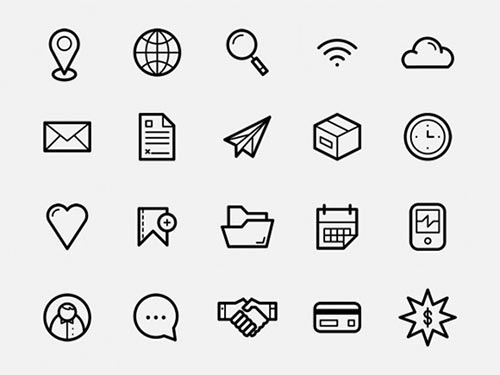 Free PSD Icon Sets