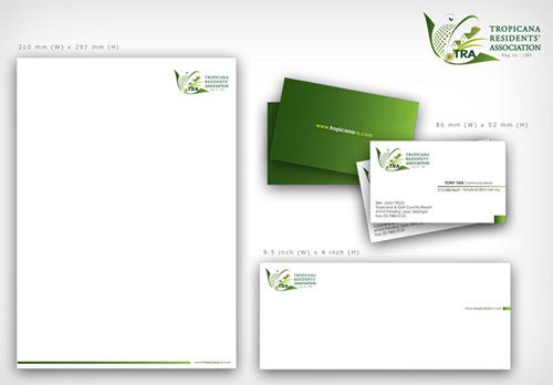 Letterhead Designs Inspiration