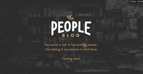 The People Blog