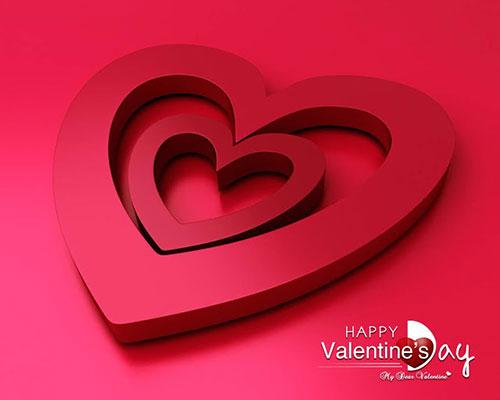 Happy Valentine's Day HD Wallpaper