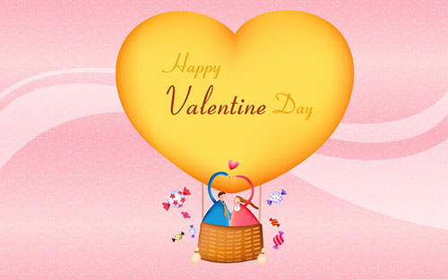 Happy Valentines Day Walpaper