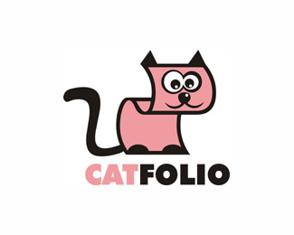 Cat Logo Design