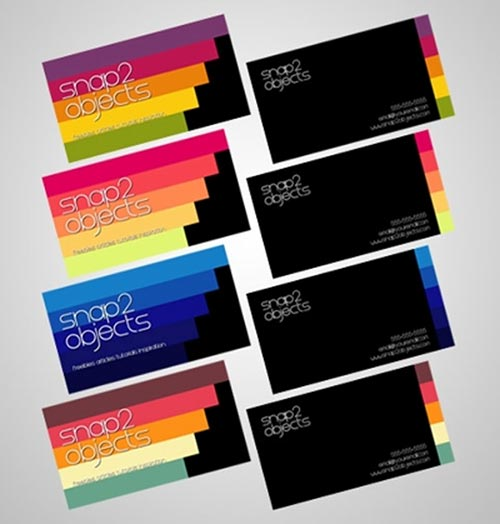 Free PSD Business Card TemplatesThe New Life For The Next - Painter business card template