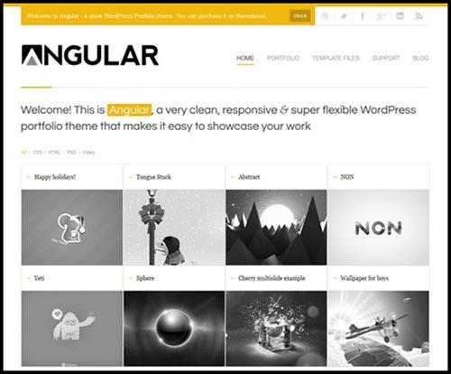 WordPress Gallery Themes
