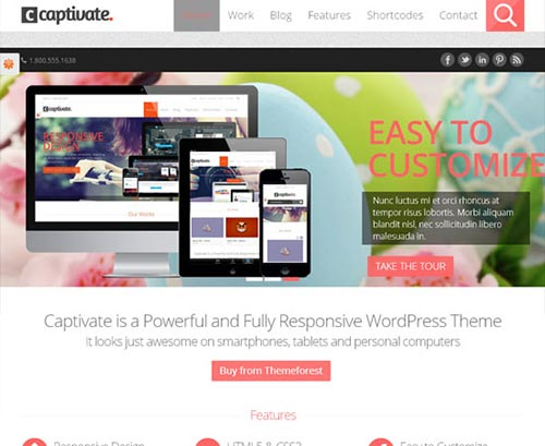 WordPress Themes Released In April 2013