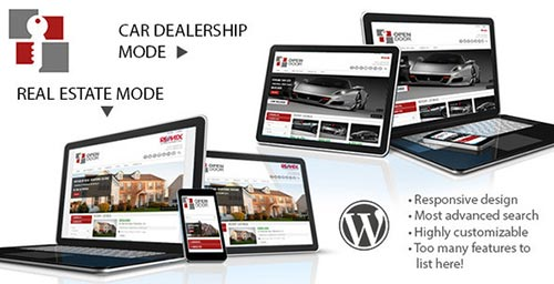 Real Estate WordPress Themes of 2013
