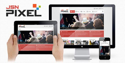 Post image for 27 Responsive Joomla Templates for Creative Portfolios