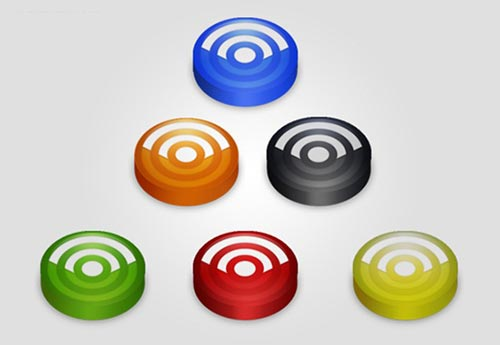 RSS Icon Sets