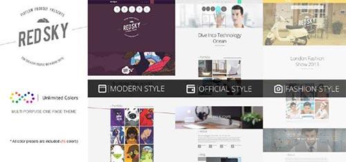 Premium WordPress Themes Roundup, June 2013