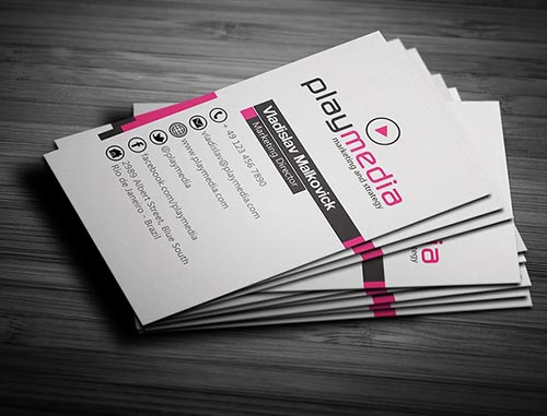 The ultimate guide to creating a business card youzign blog graphic designer name card reheart Image collections