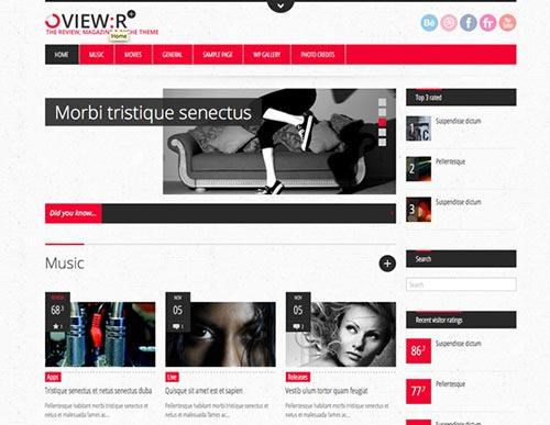 Responsive Retina Ready WordPress Themes