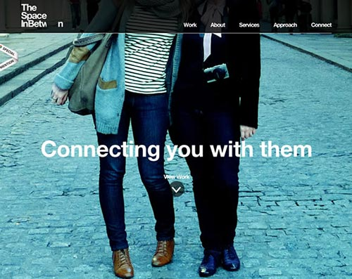 Single Page Web Designs Inspiration