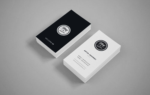 Beautiful Business Card Designs For Inspiration