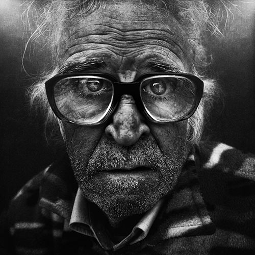 Stunning Portraits of Homeless Peoples by Lee Jeffries