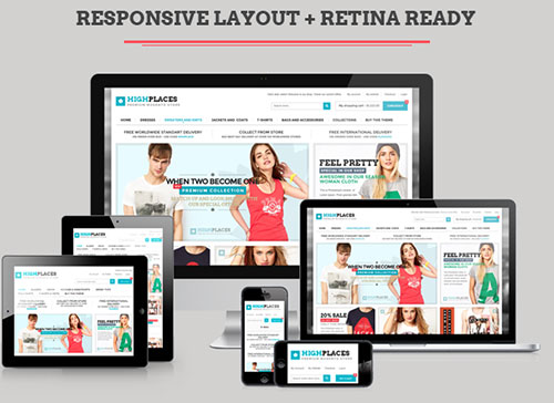 Responsive Magento Themes, June 2013