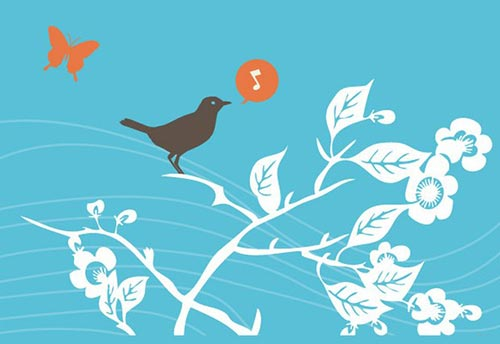 Spring Vectors for Designers