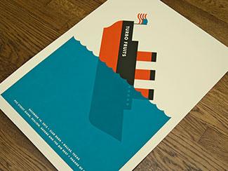 Flat Poster Designs
