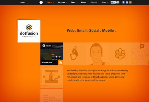 30+ Best HTML5 Website Design Inspiration