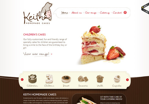 HTML5 Website Designs