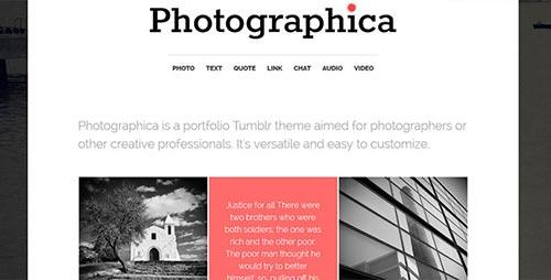 Portfolio Tumblr Themes
