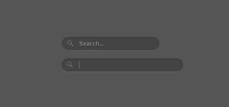 Free CSS Search Froms Tutorials