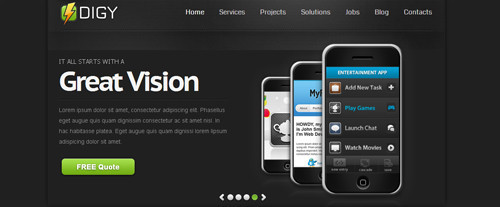 Free HTML5 and CSS3 Templates