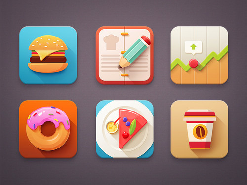 20+ New and Free Icon Sets Inspiration