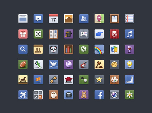 New and Free Icon Sets
