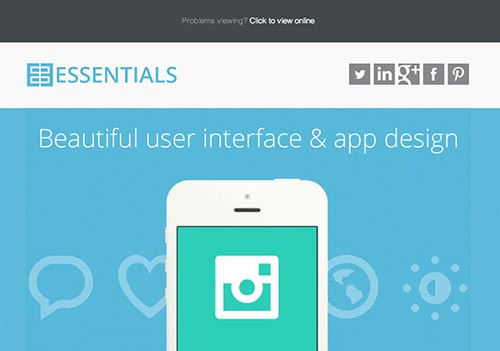 75+ Responsive Email Templates