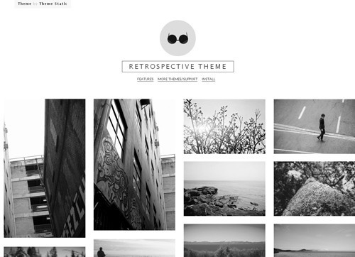 25 simple tumblr themes inspiration Black and white themes for tumblr