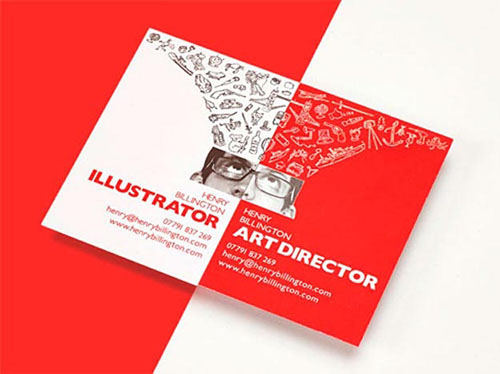14 Inspiring Business Cards