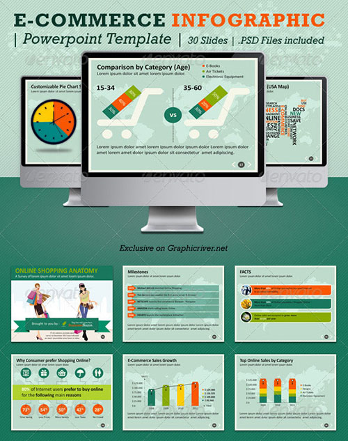 17 Awesome Infographic Design Templates
