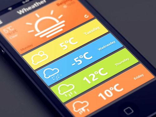 40+ Cool Mobile App UI Designs Inspiration