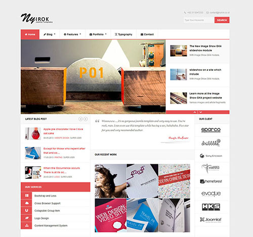 Responsive Business WordPress Themes
