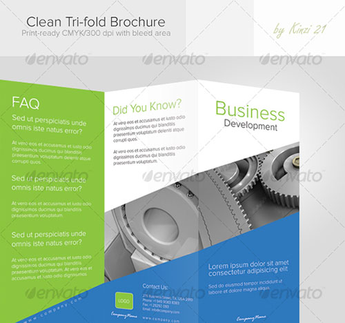 12 page brochure template - 45 business brochure design templates