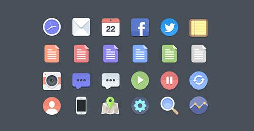 Free PSD Icon Sets