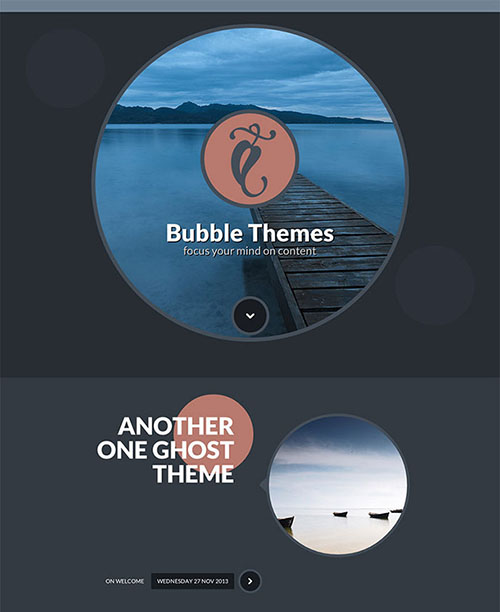 Ghost Themes