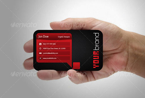 45 Attractive Personal Business Card Templates