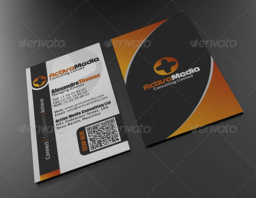 Personal Business Card Templates