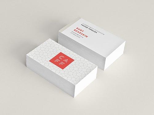 30 Excellent Business Card Designs 2014