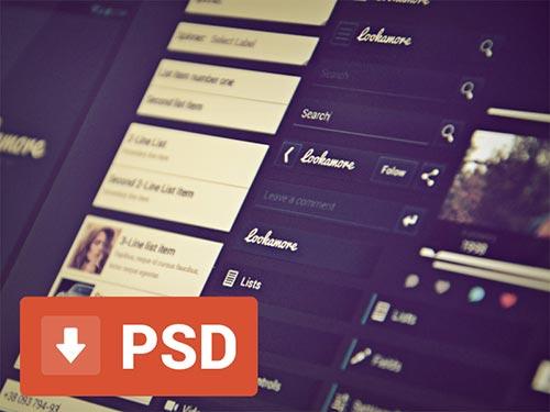 Free High Quality PSD Files
